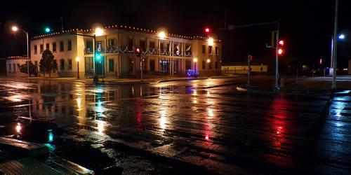 Carlsbad Night - 01 by jensaarai