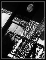 BW Balconey Hanging Lamp by jensaarai
