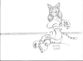 Hentai girl 2 by LoneWolf119