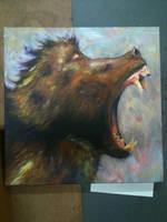 Yawn! by lizzy1e