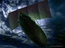 C.o Chtulhu: Moon-Beast Galley by Thaldir