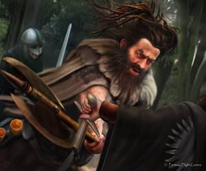 AGOT: Shagga son of Dolf by Thaldir