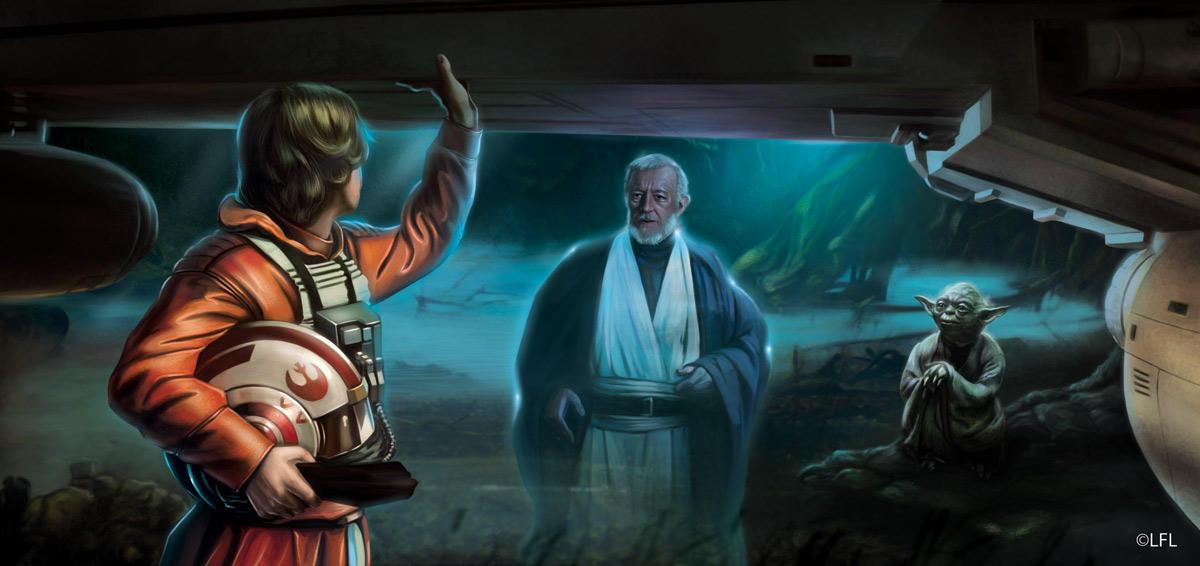 Star Wars LCG: A Message from Beyond by Thaldir