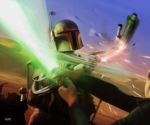 Star Wars LCG: Counterstrike by Thaldir