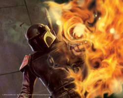 Star Wars LCG: Flamethrower by Thaldir