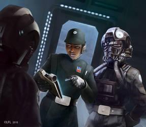 Tactical Flight Officer by Thaldir