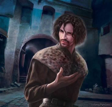 A Game of Thrones LCG: Tris Botley by Thaldir