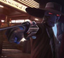 Star Wars Destiny: Cable Launcher by Thaldir