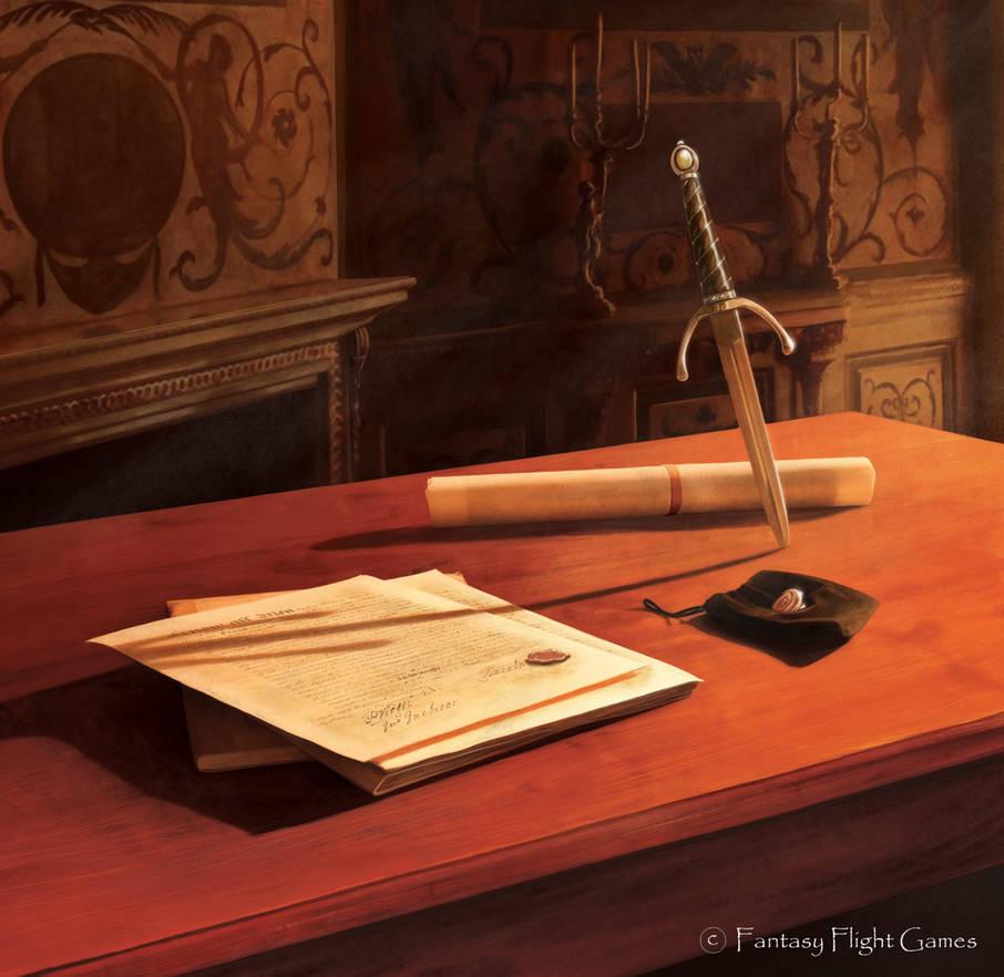 AGOT LCG: Shadow Politics by Thaldir