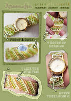 Yet another watch strap by aneesah