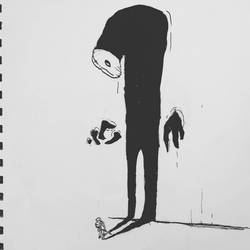 sink through your shadown by tripetalArt