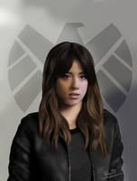 Agent Skye by Rousetta
