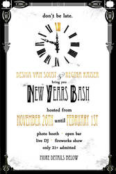 You're invited to a New Years Bash! by ocpartytime-mod