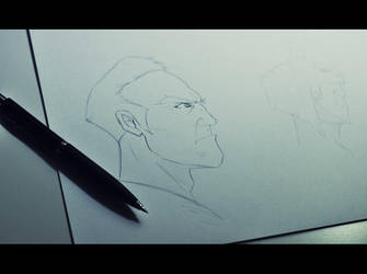 Sketch by leylatmz