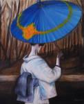 The umbrella by KaterinaKapa