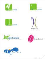 design Culture logo by bon523bon