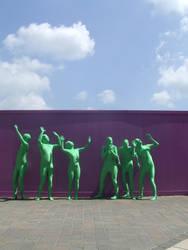 Alien invasion? by TescoGirl