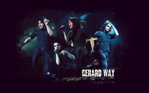 Gerard Way wallpaper 007 by saygreenday