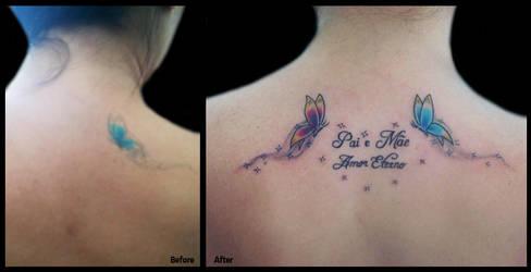 Tattoo renew with a plus... by EdilsonR74