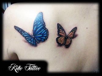 Butterflies by EdilsonR74