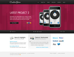 Creative Juice WP Theme by ThemeFuse