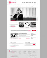 The Practice - Lawyer WordPress theme by ThemeFuse