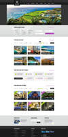 Voyage Travel WordPress theme by ThemeFuse