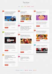 The Muse | Inspiration WordPress Theme by ThemeFuse