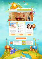 KiddoTurf   Kids WordPress Theme by ThemeFuse