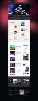 Beatheaven Music WordPress Theme by ThemeFuse