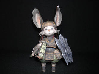 Final Fantasy XII: Momo by fezco
