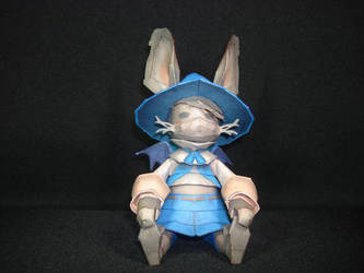 Final Fantasy XII: Hurdy by fezco