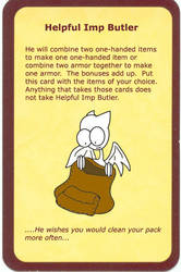 Munchkin Card by Channy