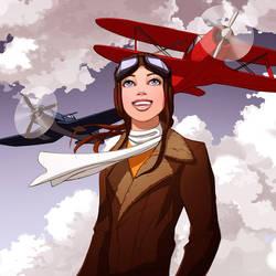 Nancy Drew 4 by javieralcalde