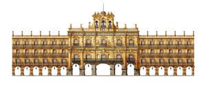 Salamanca City Hall by javieralcalde