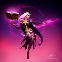 Mage by javieralcalde