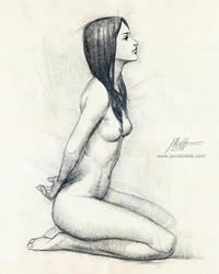 Nude conte by javieralcalde