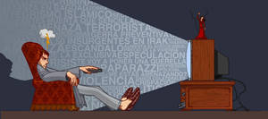 television addict by javieralcalde