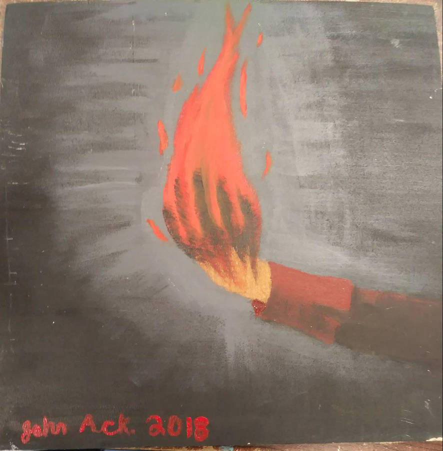 Eternal Flame by Terminus1170
