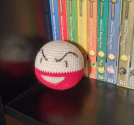 Electrode Amigurumi by Wykked-As-Syn