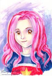 Mimi portrait by FireFiriel