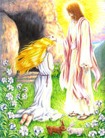 The Converted goddess by FireFiriel