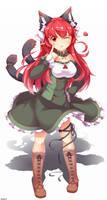 Orin-chan by nuclearoushazard