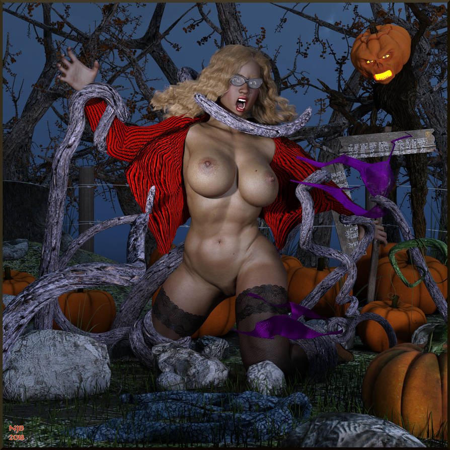 Halloween: The Pumpkin Patch by Nathanomir