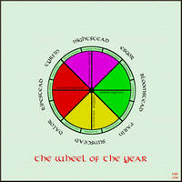 The Auraverse: The Wheel of the Year by Nathanomir