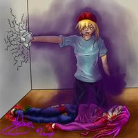 1oo Theme Challenge :: 3 :: Anger :: by Tatsukari