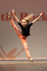 dancers Edge by clinekurt78