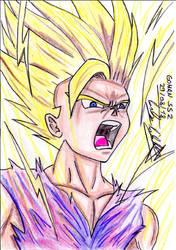 Gohan by Ging1991