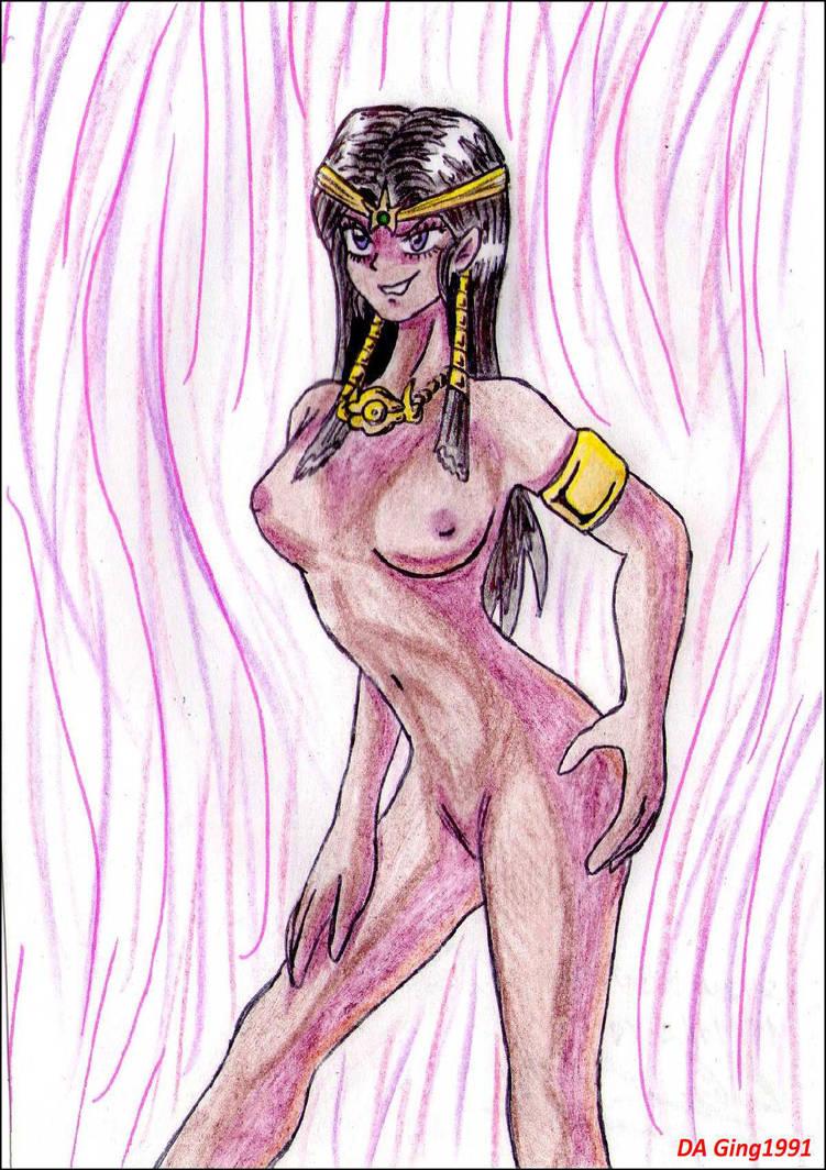 Ishizu desnuda by Ging1991