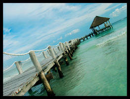 Walk on Water by lorrainemd